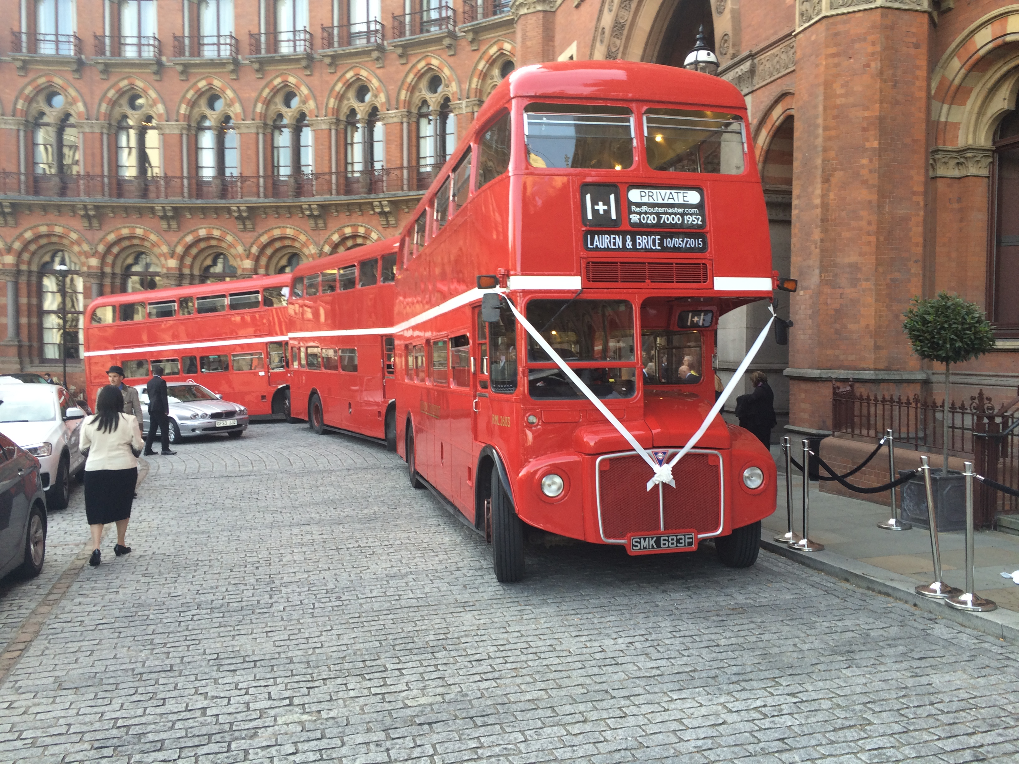 Transport Your Guests In A Memorable Style On Fully Restored London Double Decker Routemaster Bus